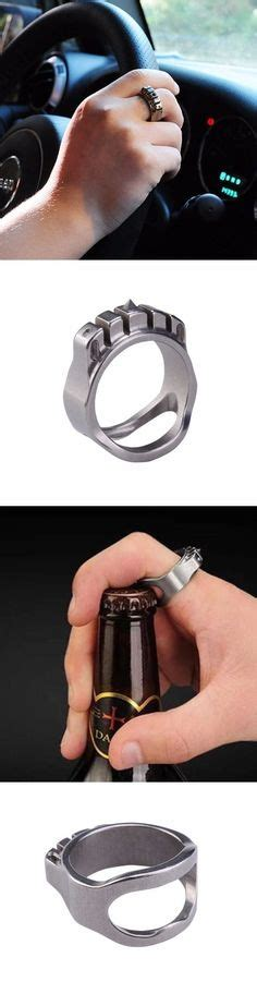 Cincin Knuckle Spike Ring Self Defense Edc Tactical Pemecah Kaca Mob real deal 100 solid brass knuckles armor bladed weaponry palms and pine