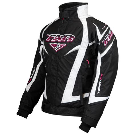 s fxr team jacket 588806 snowmobile clothing at