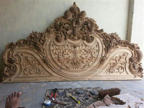 wood carving bed i ve always wanted to carve a
