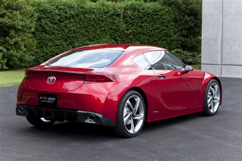 Toyota Fort 2017 Toyota 86 Sports Car Rear 2016 2017 Best Cars Review