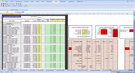 Useful Video For Beginners And Advanced Cost Estimating Professional Planswift Takeoff Templates