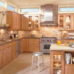 Light Brown Kitchen Cabinets by Cabinets For Kitchen Light Brown Kitchen Cabinets Pictures