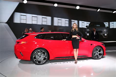 What Kia Stands For Kia Sportspace Concept Attire Tous Les Regards 224