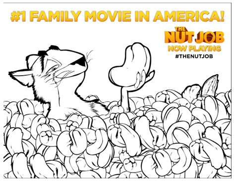 the nut job free printable coloring page mama likes this