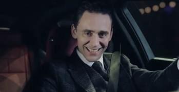 Jaguar Commercial Bad Guys Tom Hiddleston Shows Jaguar S Villainous Side Autoevolution