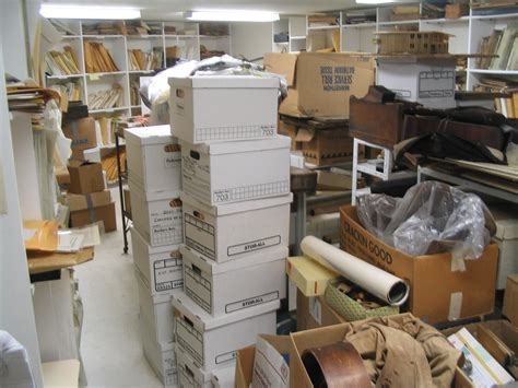 file room archival processing the florida memory