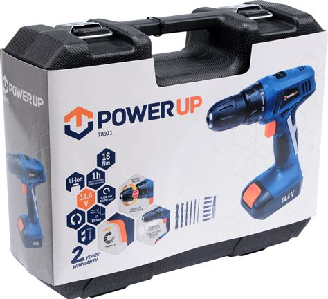 Power Li Bell Up wiertarko wkr苻tarka li ion 14 4v power up