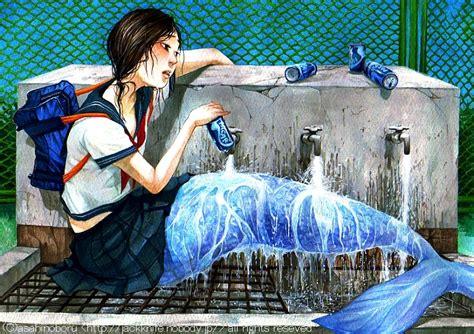 acrylic painting anime asahi sakanasakana image 1080750 zerochan anime image