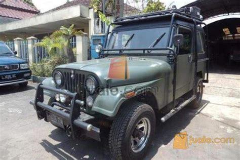 Lu Kota Mobil Jeep Cj7 jual chrysler jeep cj 7 2 4 kondisi terawat malang jualo