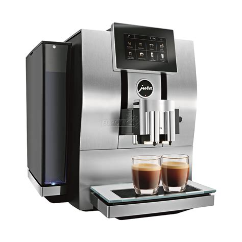 Coffee Maker Merk Jura espresso machine z8 aluminium jura 15063