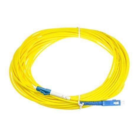 Lc Upc Fc Upc 15m Sx Patch Cord Fo Optical Fiber Optik Patchcord patchcord sc upc lc upc sm sx 15m