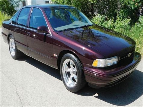 car owners manuals for sale 1996 chevrolet impala transmission control 1996 chevrolet impala for sale by owner in atwood il 61913