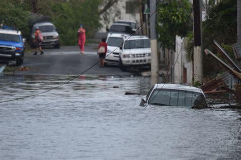 imagenes huracan maria pr hurac 225 n mar 237 a en puerto rico el sentinel