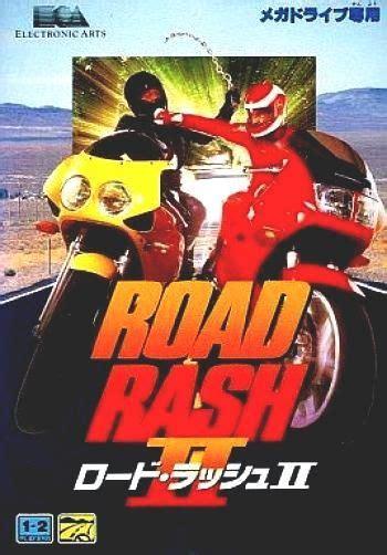 road rash 2 sega genesis road rash ii japan rom