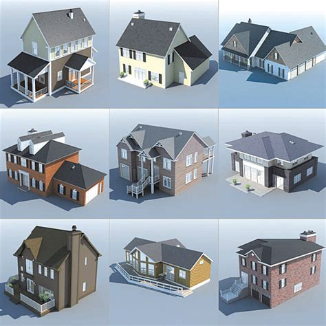 Bungalow House Design dosch design dosch 3d american houses