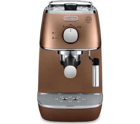 Coffee Maker Di Surabaya buy delonghi distinta eci341cp coffee machine copper free delivery currys