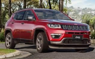 jeep compass sport 2017 fotos da vers 227 o de r 99 990