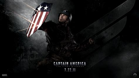 captain america wallpaper chris evans chris evans in captain america 2011 wallpapers hd