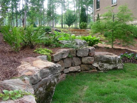 Retaining Wall Landscaping Ideas Retaining Walls