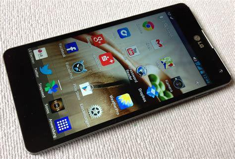 Handphone Lg Optimus G E975 how to flash cm12 1 android 5 1 lollipop rom on lg optimus g e975 blugga