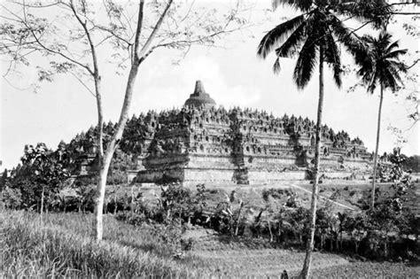 sejarah candi borobudur sebagai peninggalan dinasti
