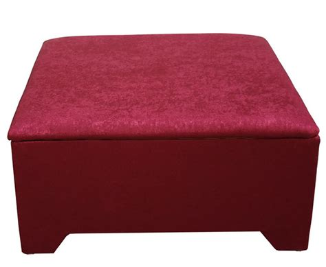 small upholstered ottoman hunter small berry upholstered ottoman special offer