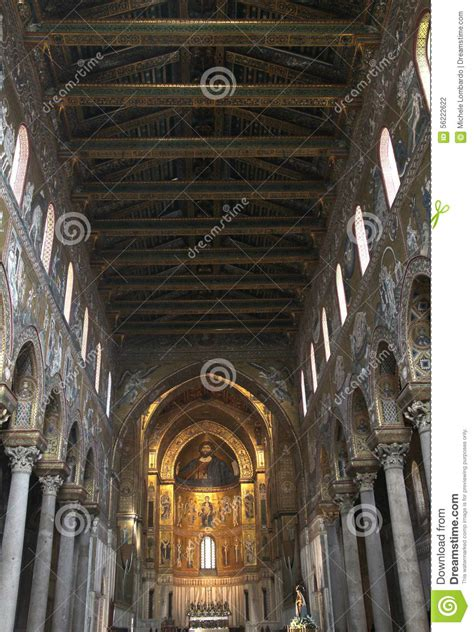 the time traveler s guide to norman arab byzantine palermo monreale and cefalã books monreale the interiors of the norman cathedral stock