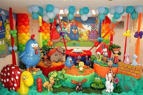 lindas  creativas decoraciones  fiestas infantiles