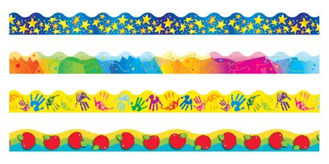 decorative borders for notice boards terrific trimmers classroom notice board display borders