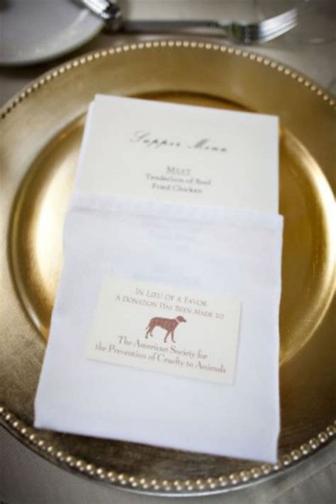 Wedding Gift Donation Site by 25 Best Ideas About Donation Wedding Favors On