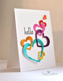 Handmade Cards Designs - style different handmade beautiful card designs for