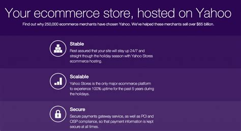 yahoo ecommerce templates yahoo stores redesigned saas ecommerce platform by yahoo
