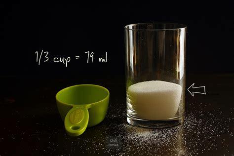 obrazkowy przelicznik z cup na ml