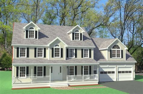 Colonial House Plans With Porches by Homes With Farmers Porches Picture Farmers Porch Jpg