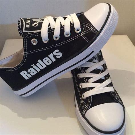 raiders sneakers oakland raiders converse shoes http cutesportsfan