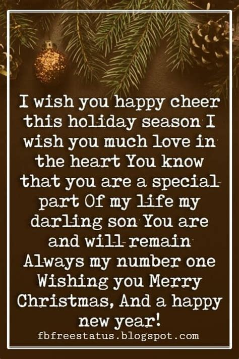 christmas messages  son christmas messages merry christmas wishes merry christmas quotes