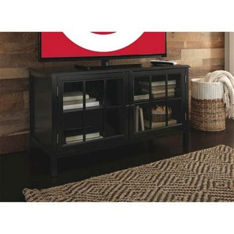 Windham Media Cabinet by Threshold Windham Media Cabinet Stands 229 00 24 0