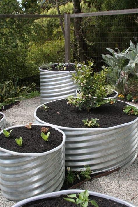 start  spring garden  diy raised garden beds