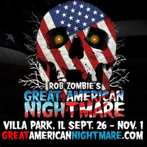 rob zombie haunted house haunted house review rob zombie s great american nightmare count gregula s crypt