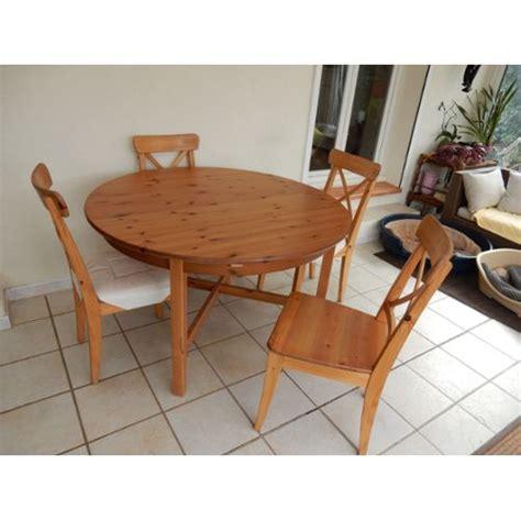 table et chaise en pin maison design wiblia