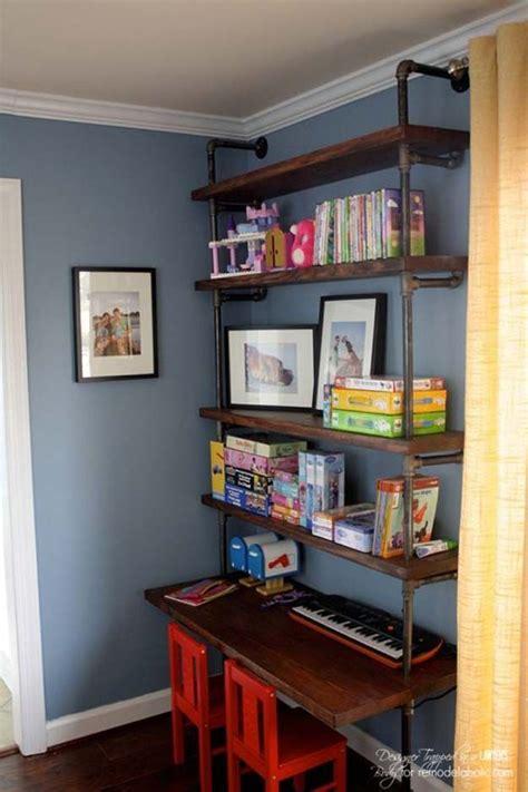 industrial bookshelves boys rooms miketsai co
