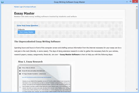 Software Paper Writing Help by Essay Writing Software