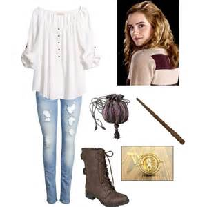 quot hermione granger quot by fashion on polyvore