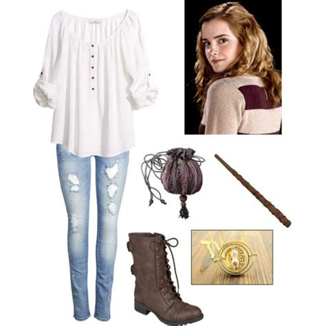 Hermione Granger Wardrobe by Quot Hermione Granger Quot By Fashion On Polyvore