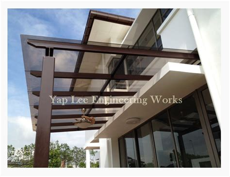 Awning Window Design Glass Awning System Malaysia Laminated Glass Awning