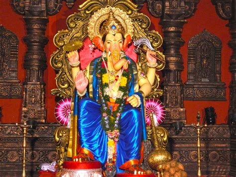 ganpati decoration photos god wallpapers lord ganesha image new hd wallpapernew hd wallpaper
