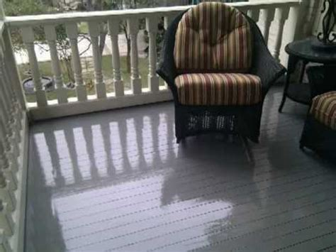 painting  wooden porchpatio floor exterior painting