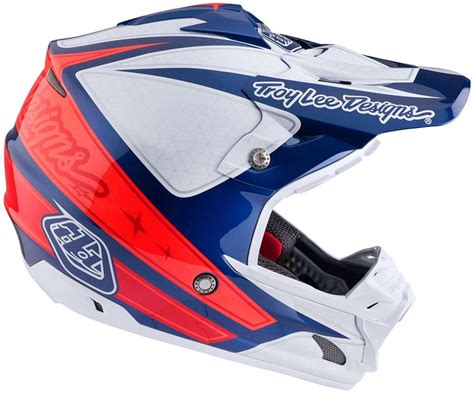 motocross helmet designs 425 00 troy lee designs se3 corse 2 dot snell certified