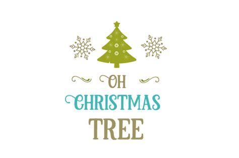 oh christmas tree creative fabrica