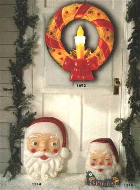 outdoor holiday lawn decorations christmas wreath